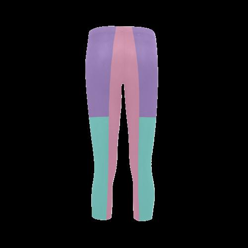 Soft Palette Capri Legging (Model L02)