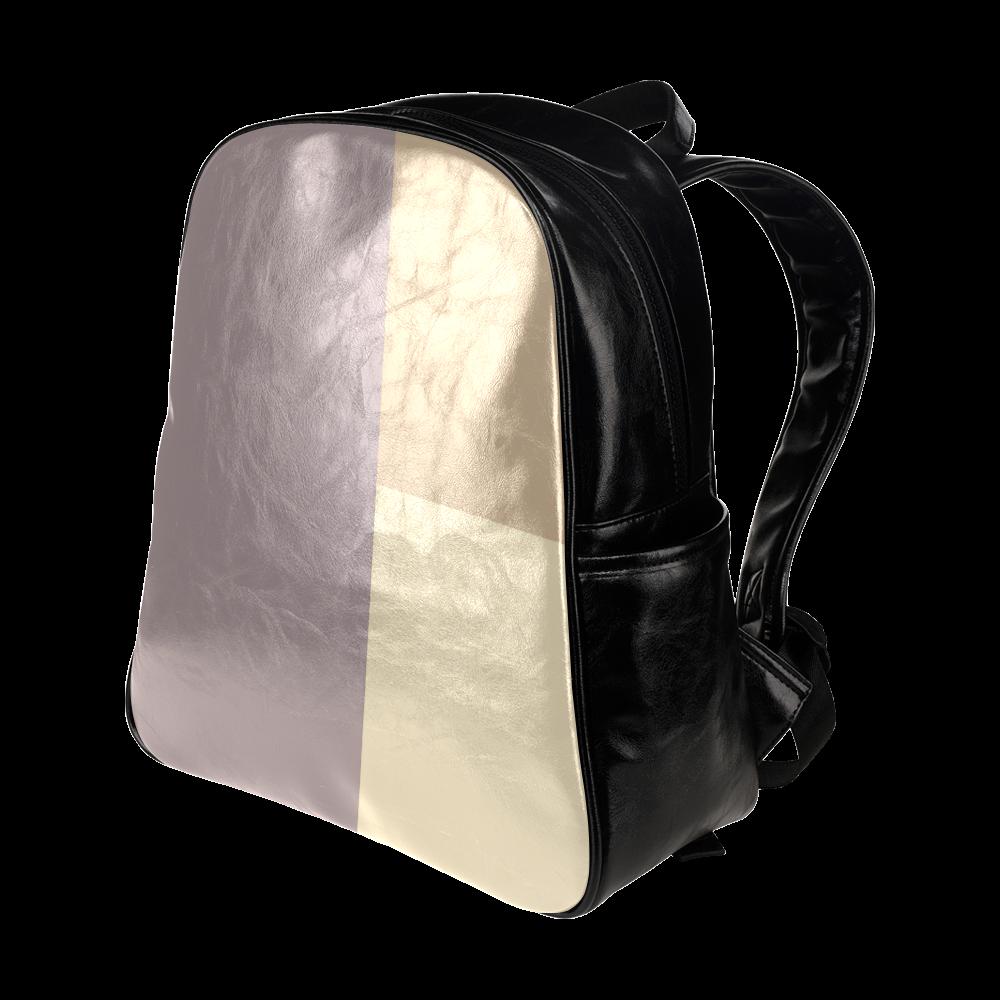 Sandy Multi-Pockets Backpack (Model 1636)