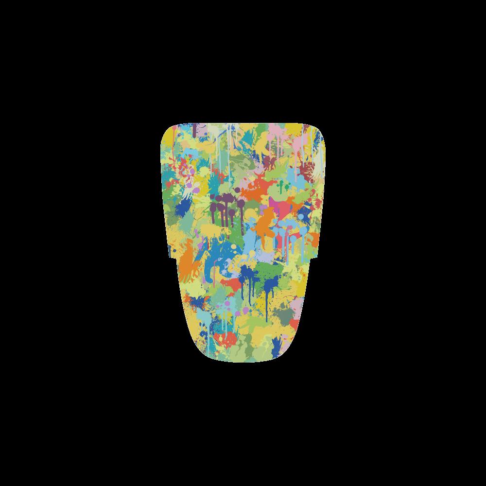 Colorful Splash Design your Background Women's Running Shoes (Model 020)