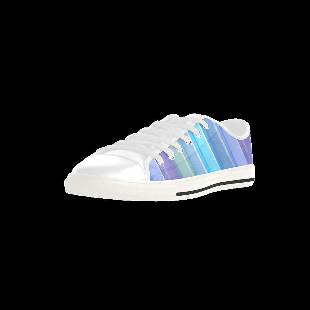 Provence Fields Aquila Microfiber Leather Women's Shoes (Model 028)