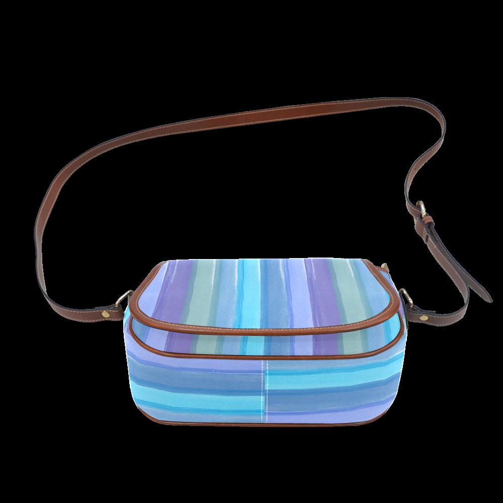 Provence Fields Saddle Bag/Large (Model 1649)