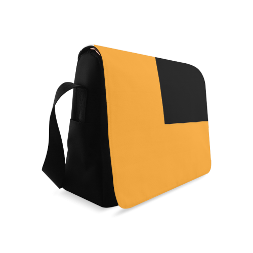 Retro in Orange Messenger Bag (Model 1628)