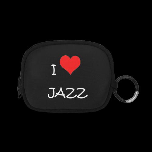 I love Jazz Coin Purse (Model 1605)