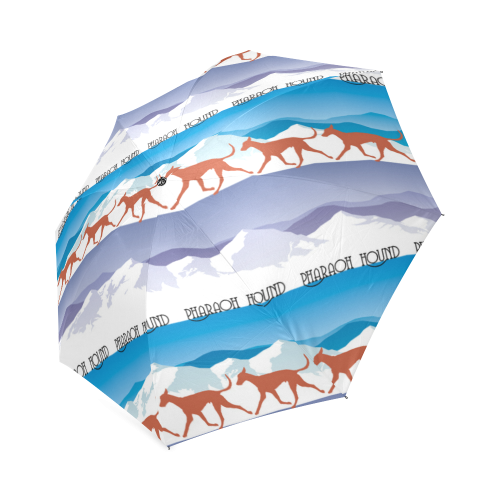 Pharaoh Rockin The Rockies Foldable Umbrella (Model U01)