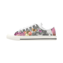 Unicorn Aquila Microfiber Leather Women's Shoes (Model 028)