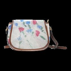 J'aime Paris Saddle Bag/Large (Model 1649)