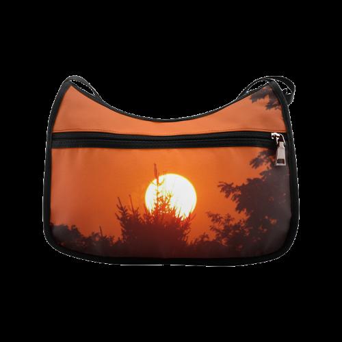 August Sunset Crossbody Bags (Model 1616)