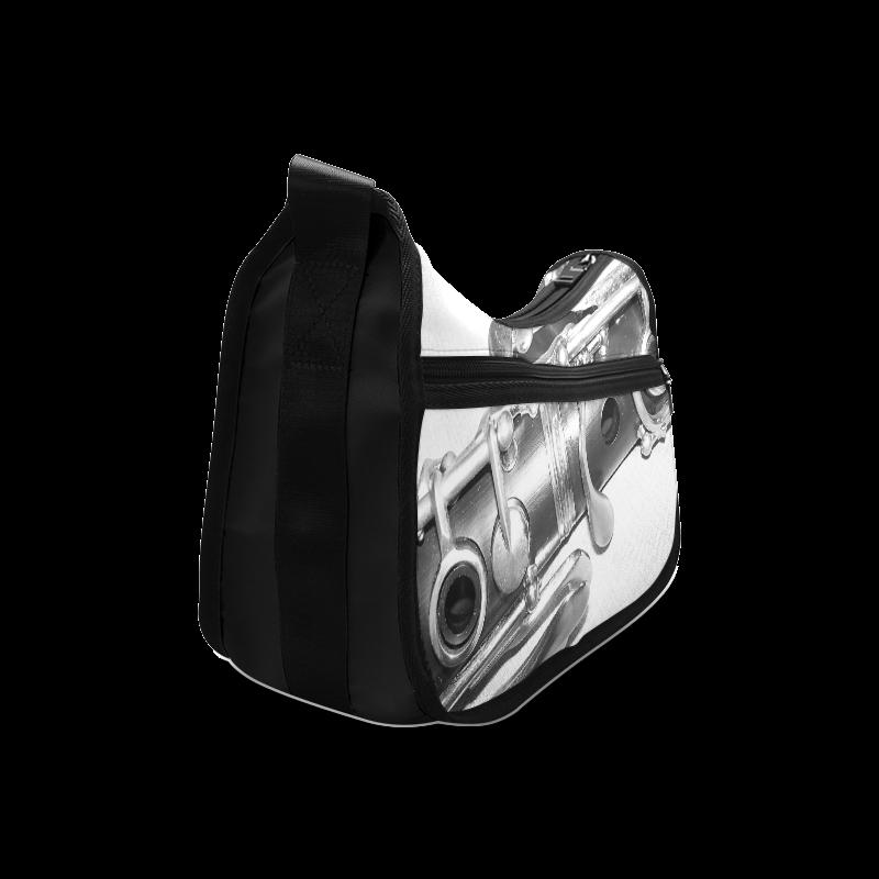 Clarinet Crossbody Bags (Model 1616)