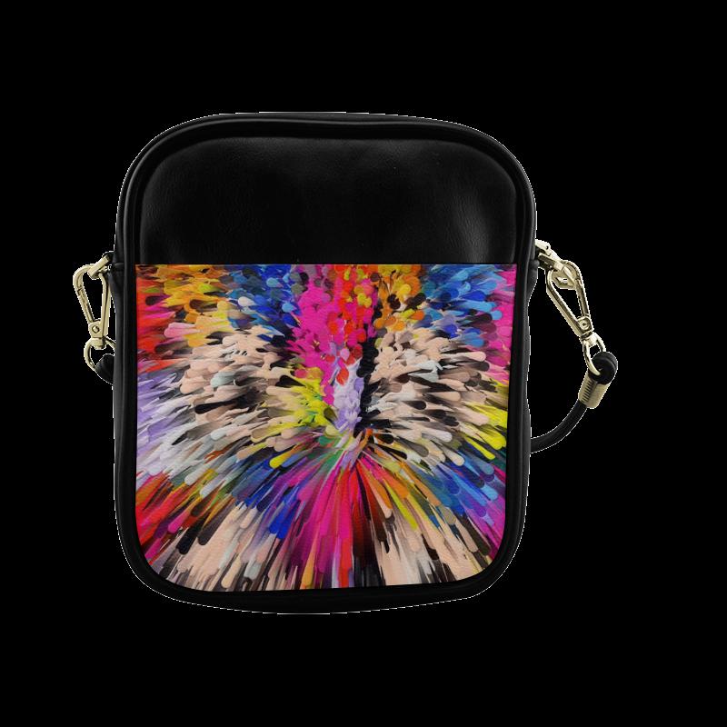 Art of Colors by ArtDream Sling Bag (Model 1627)