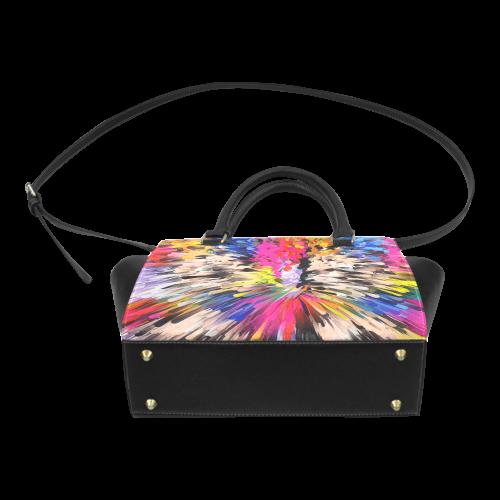 Art of Colors by ArtDream Classic Shoulder Handbag (Model 1653)