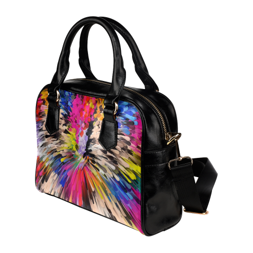 Art of Colors by ArtDream Shoulder Handbag (Model 1634)