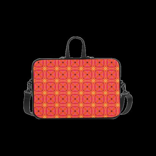 Peach Apricot Cinnamon Nutmeg Modern Abstract Macbook Pro 15''