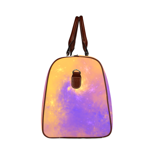 Coloruniverse Waterproof Travel Bag/Small (Model 1639)