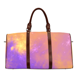 Coloruniverse Waterproof Travel Bag/Small (Model 1639)