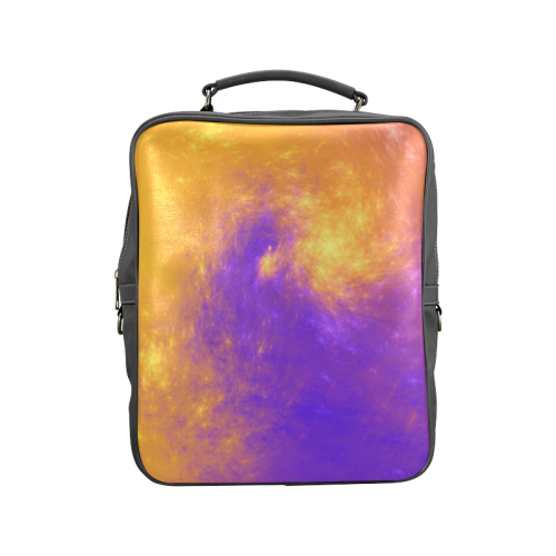 Colorexplosion Square Backpack (Model 1618)