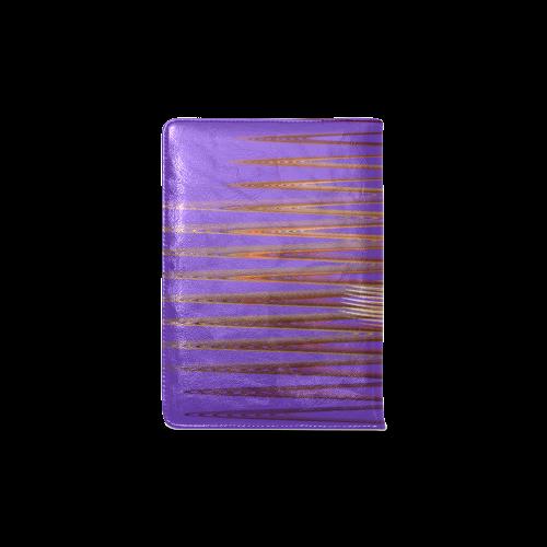 Swirly Stripes Custom NoteBook A5