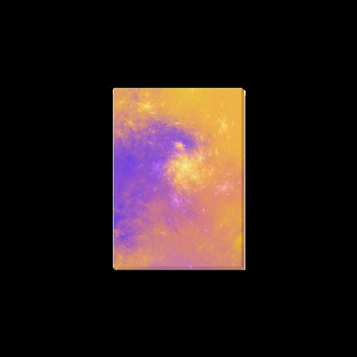 "Colorful Universe Canvas Print 7""x5"""