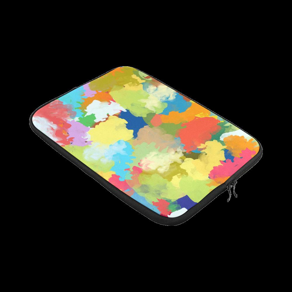 Summer Color Colorful Splash Design Macbook Pro 15''