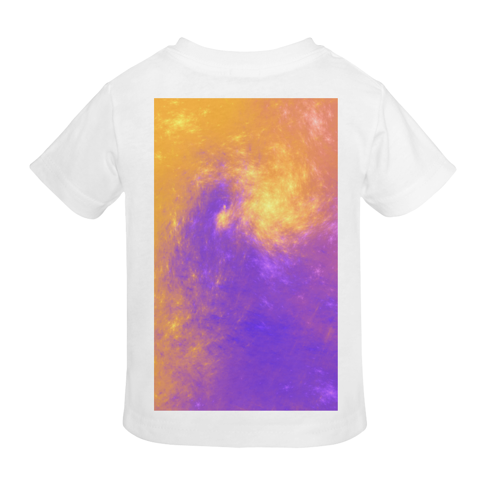 Colorful Universe Sunny Youth T-shirt (Model T04)