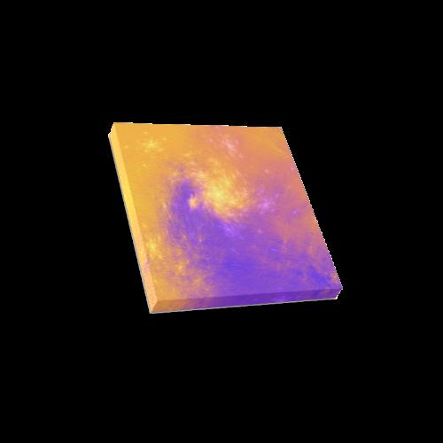 "Colorful Universe Canvas Print 8""x8"""