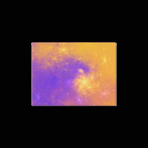 "Colorful Universe Canvas Print 12""x16"""