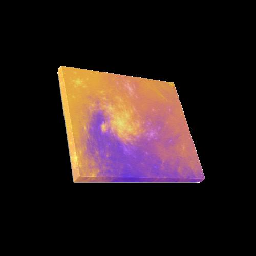 "Colorful Universe Canvas Print 14""x11"""