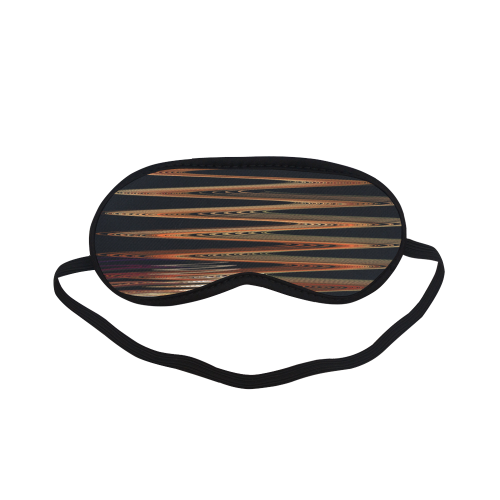Swirly Stripes Sleeping Mask