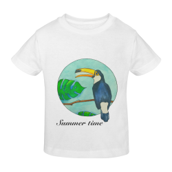 summer time Sunny Youth T-shirt (Model T04)
