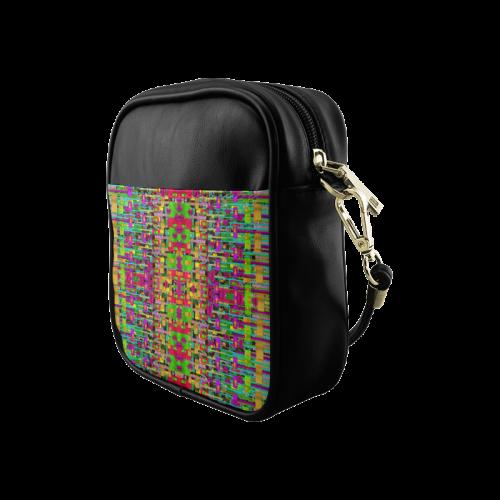 Trendy and Loveable  soft Love Sling Bag (Model 1627)