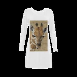 Giraffe20160701 Demeter Long Sleeve Nightdress (Model D03)