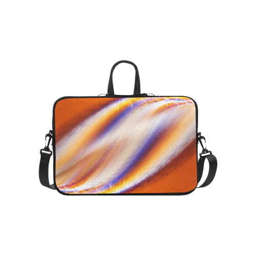 THE BIG WAVE Colorful Painting Macbook Pro 15''