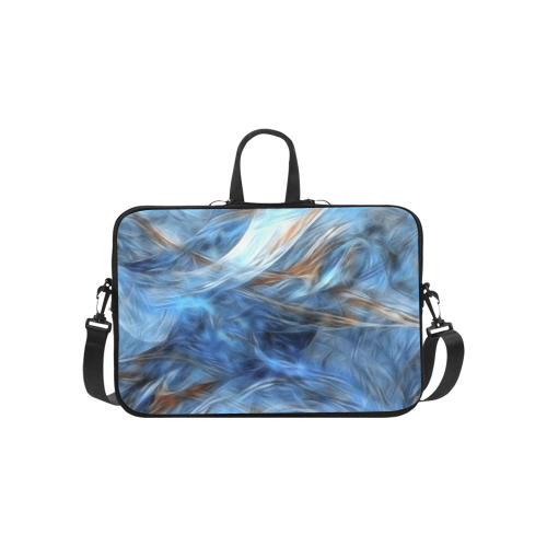 Blue Colorful Abstract Design Macbook Pro 15''