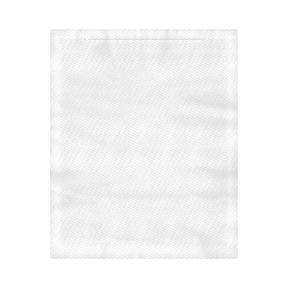 "Black and White Harmony Mandala Duvet Cover 86""x70"" ( All-over-print)"