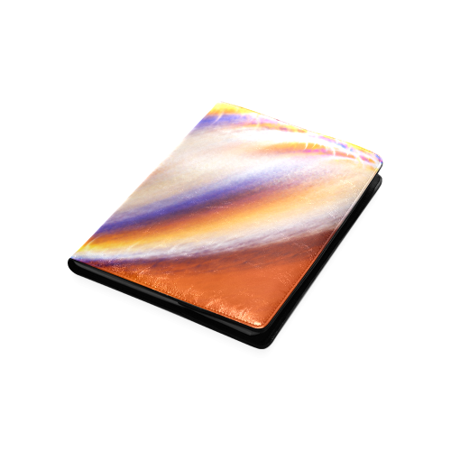 THE BIG WAVE Colorful Painting Custom NoteBook B5