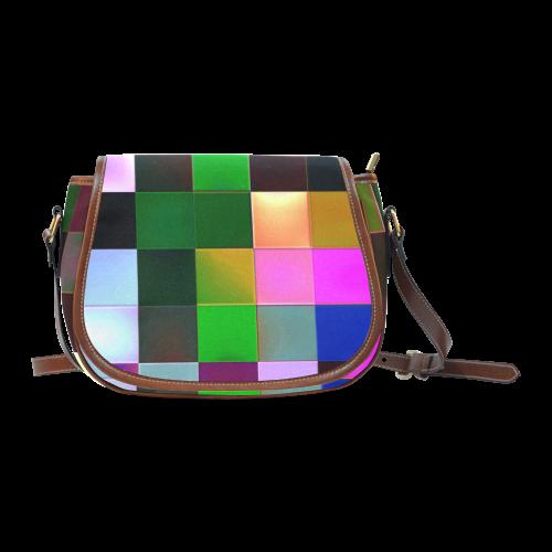 Checkmate - Jera Nour Saddle Bag/Small (Model 1649) Full Customization