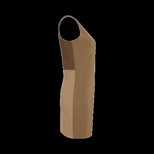 Copper Serenade Medea Vest Dress (Model D06)