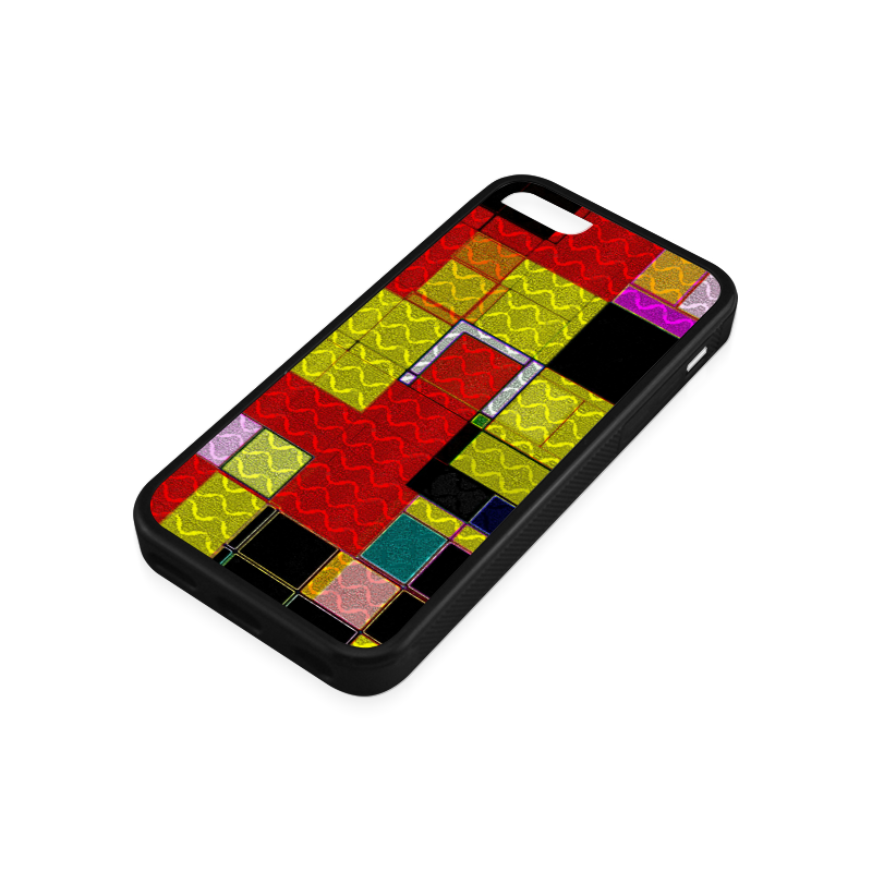 TechTile #5 - Jera Nour Rubber Case for iPhone 5c