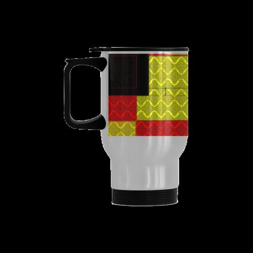 TechTile #5 - Jera Nour Travel Mug (Silver) (14 Oz)