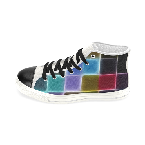 TechTile #4 - Jera Nour Women's Classic High Top Canvas Shoes (Model 017)