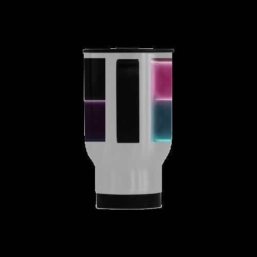 TechTile #4 - Jera Nour Travel Mug (Silver) (14 Oz)