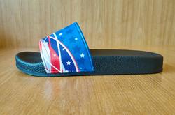 Men's Slide Sandals/Large Size (Model 057)