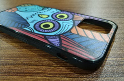 """Rubber Case for iPhone 12 (6.1"""")"""