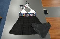 Women's Swim Dress (Model S12)