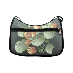 Art Nouveau Garden Crossbody Bags (Model 1616)