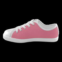Bubblegum Canvas Kid's Shoes (Model 016)