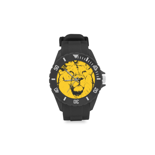 LION IV Sport Rubber Strap Watch(Model 301)