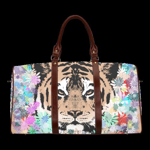 FLOWER TIGER Waterproof Travel Bag/Small (Model 1639)