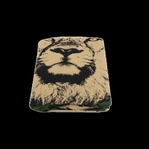 "LION VII Blanket 58""x80"""