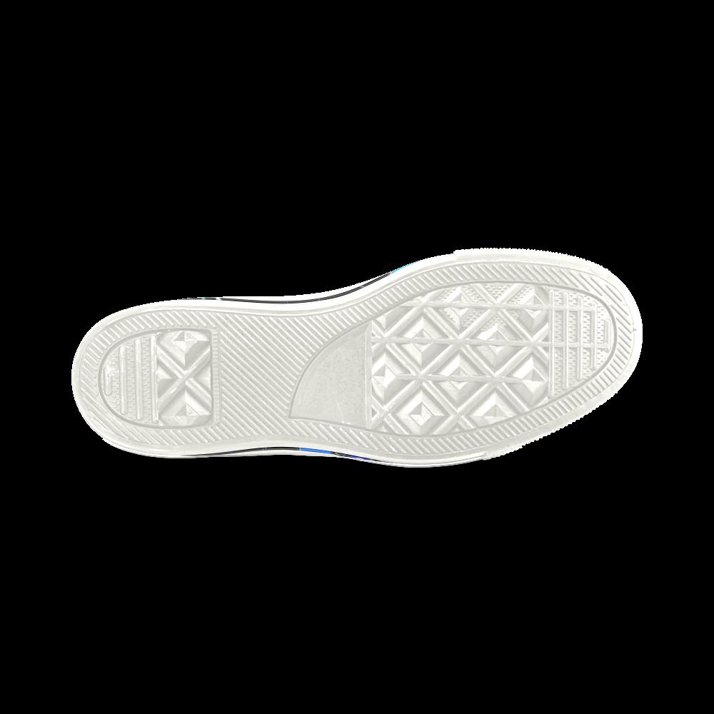 TechTile #7 - Jera Nour Women's Classic High Top Canvas Shoes (Model 017)