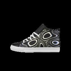 Blast-o-Blob #1 - Jera Nour Aquila High Top Microfiber Leather Men's Shoes (Model 027)